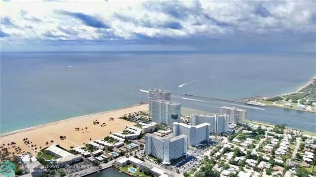 1900 S Ocean Dr #403, Fort Lauderdale, FL 33316 (MLS #F10265348) :: Berkshire Hathaway HomeServices EWM Realty