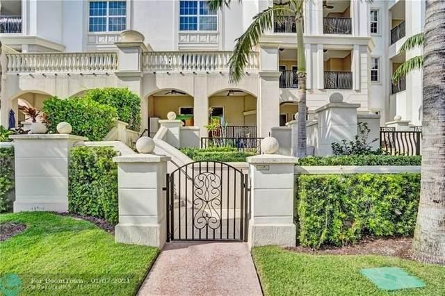 1 N Ocean Boulevard #106, Boca Raton, FL 33432 (#F10265365) :: Baron Real Estate
