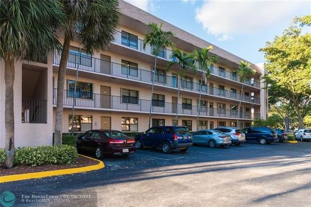 2705 NW 104th Ave #105, Sunrise, FL 33322 (MLS #F10265412) :: Green Realty Properties