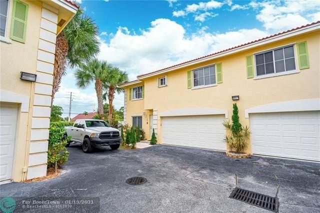 188 SE 2nd St #188, Deerfield Beach, FL 33441 (MLS #F10265435) :: Berkshire Hathaway HomeServices EWM Realty