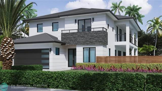 2783 NE 31st Ct, Lighthouse Point, FL 33064 (#F10265464) :: Michael Kaufman Real Estate