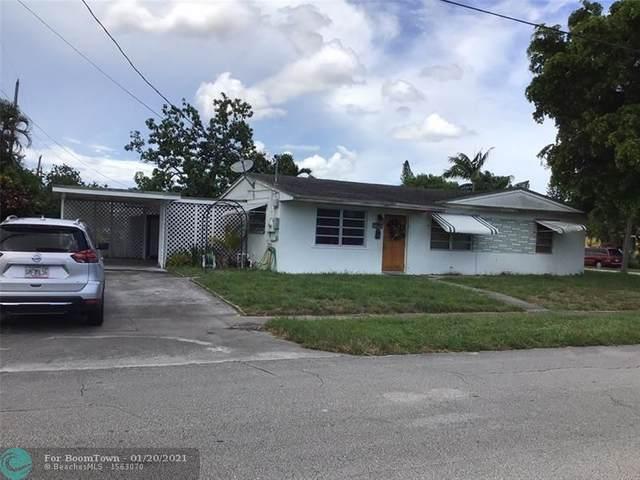 700 N 71, Pembroke Pines, FL 33024 (MLS #F10265492) :: Laurie Finkelstein Reader Team