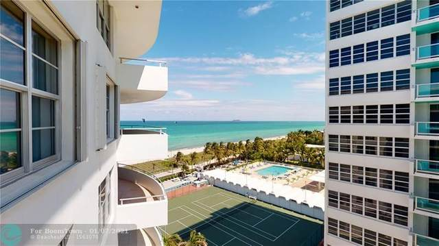 5151 Collins Ave #930, Miami Beach, FL 33140 (MLS #F10265494) :: Green Realty Properties