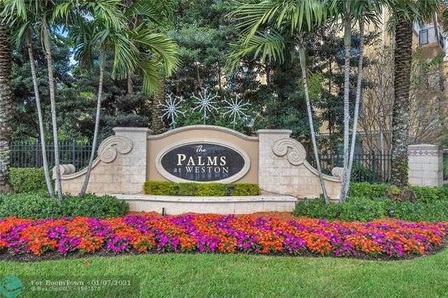 16102 Emerald Estates Dr #427, Weston, FL 33331 (#F10265513) :: Baron Real Estate