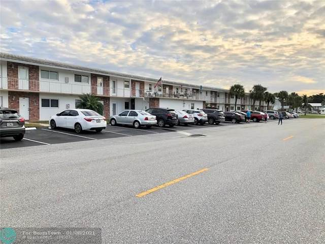2650 W Golf Blvd #160, Pompano Beach, FL 33064 (MLS #F10265548) :: THE BANNON GROUP at RE/MAX CONSULTANTS REALTY I