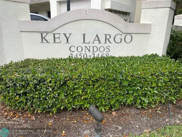 3450 NW 99th Way #3450, Coral Springs, FL 33065 (MLS #F10265553) :: Castelli Real Estate Services