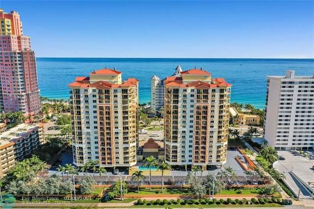 2011 N Ocean Blvd #506, Fort Lauderdale, FL 33305 (#F10265591) :: Signature International Real Estate