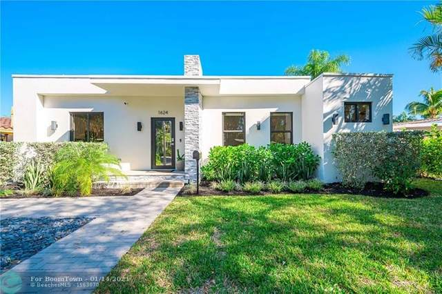 1624 NE 16th Ter, Fort Lauderdale, FL 33305 (MLS #F10265594) :: THE BANNON GROUP at RE/MAX CONSULTANTS REALTY I