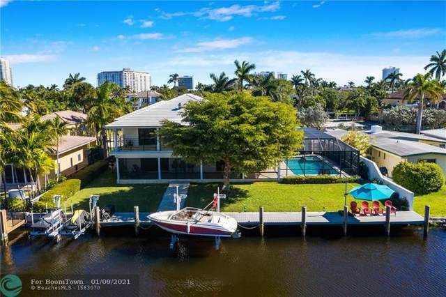 517 Riviera Isle Dr, Fort Lauderdale, FL 33301 (MLS #F10265681) :: The Howland Group