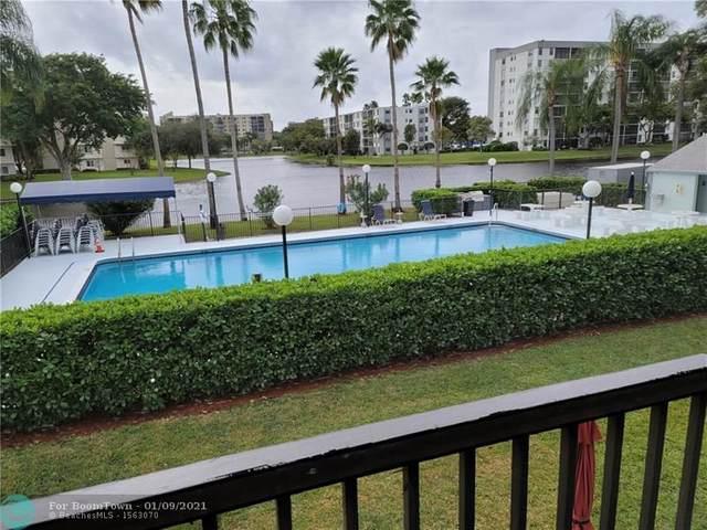 2220 N Cypress Bend Dr #202, Pompano Beach, FL 33069 (MLS #F10265713) :: Laurie Finkelstein Reader Team
