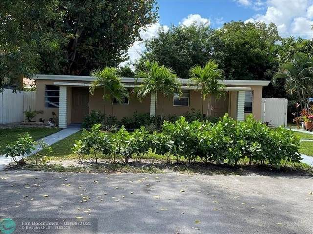 6320 Lincoln St, Hollywood, FL 33024 (MLS #F10265737) :: Berkshire Hathaway HomeServices EWM Realty