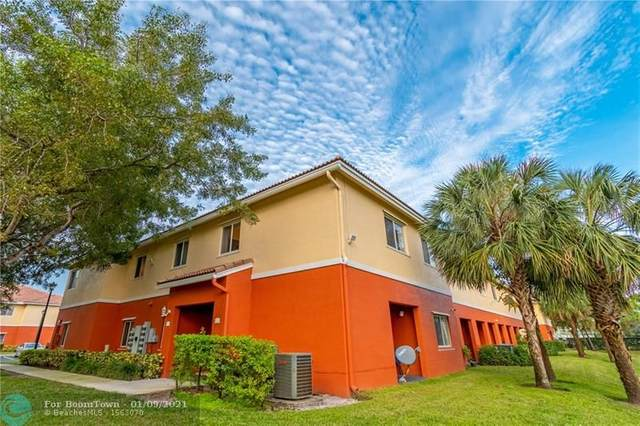 7400 Palomino Dr 523-5, Hollywood, FL 33024 (MLS #F10265771) :: Castelli Real Estate Services