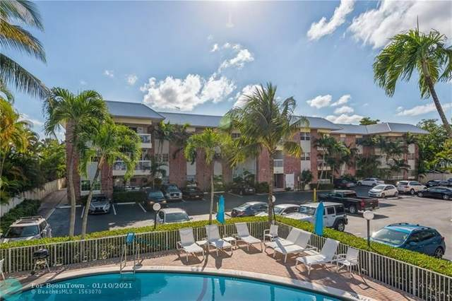 2424 SE 17th St B215, Fort Lauderdale, FL 33316 (MLS #F10265821) :: The Howland Group
