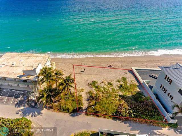5515 N Surf Rd, Hollywood, FL 33019 (MLS #F10265846) :: Green Realty Properties