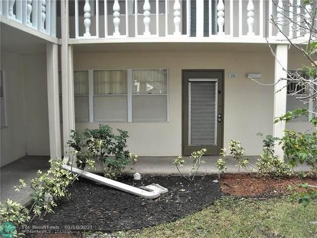224 Farnham J #224, Deerfield Beach, FL 33442 (MLS #F10265860) :: Patty Accorto Team