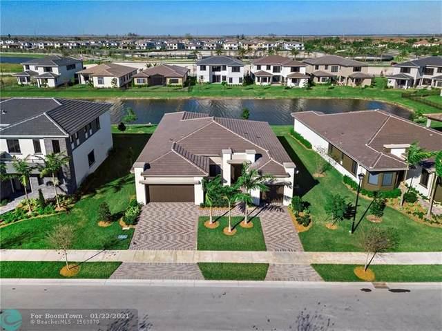 10465 S Lago Vista Cir, Parkland, FL 33076 (MLS #F10265872) :: Berkshire Hathaway HomeServices EWM Realty
