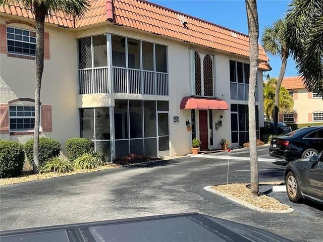 101 E Mcnab Rd #425, Pompano Beach, FL 33060 (MLS #F10265892) :: Green Realty Properties