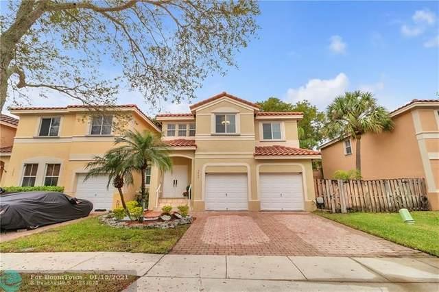 3460 SW 170 Th Ave. #3460, Miramar, FL 33027 (MLS #F10265904) :: Berkshire Hathaway HomeServices EWM Realty
