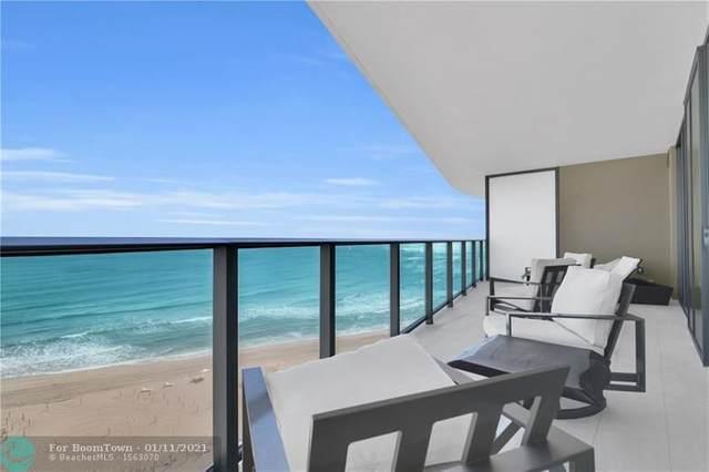 730 N Ocean Blvd. #1102, Pompano Beach, FL 33062 (MLS #F10265978) :: Patty Accorto Team