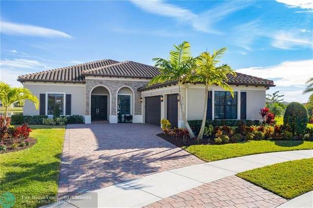 8650 Waterview Ter, Parkland, FL 33076 (#F10265986) :: Signature International Real Estate