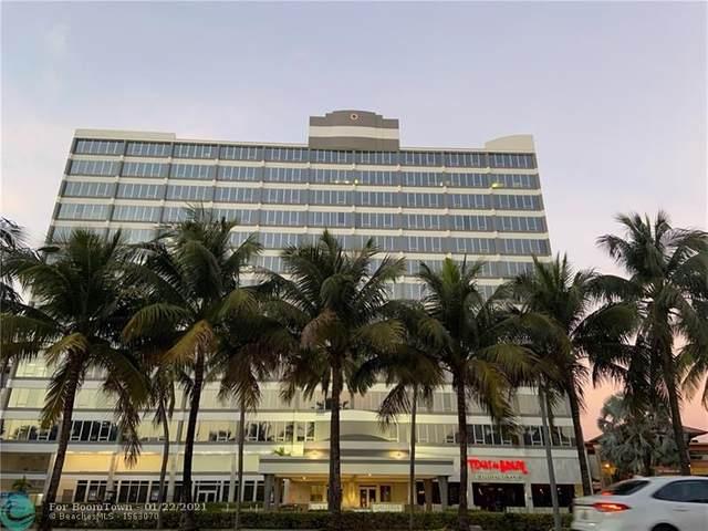 2455 E Sunrise Blvd, Fort Lauderdale, FL 33304 (MLS #F10266059) :: The Paiz Group