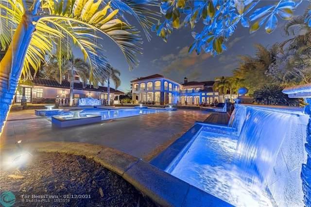 9136 NW 66th Ln, Parkland, FL 33067 (#F10266078) :: Signature International Real Estate