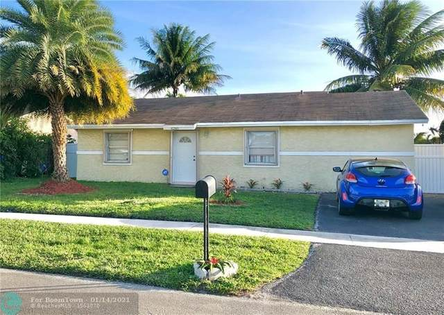 8240 SW 6th Ct, North Lauderdale, FL 33068 (MLS #F10266112) :: Miami Villa Group