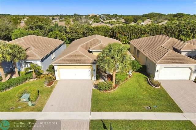 6580 Southport Dr, Boynton Beach, FL 33472 (MLS #F10266159) :: Dalton Wade Real Estate Group