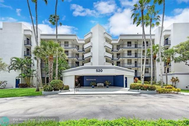 520 SE 12th St #301, Dania Beach, FL 33004 (MLS #F10266174) :: Green Realty Properties