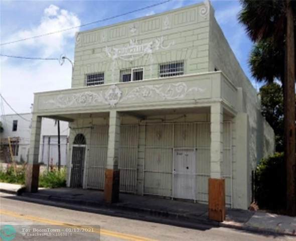 2007 NW 7th Ave, Miami, FL 33127 (MLS #F10266240) :: Berkshire Hathaway HomeServices EWM Realty