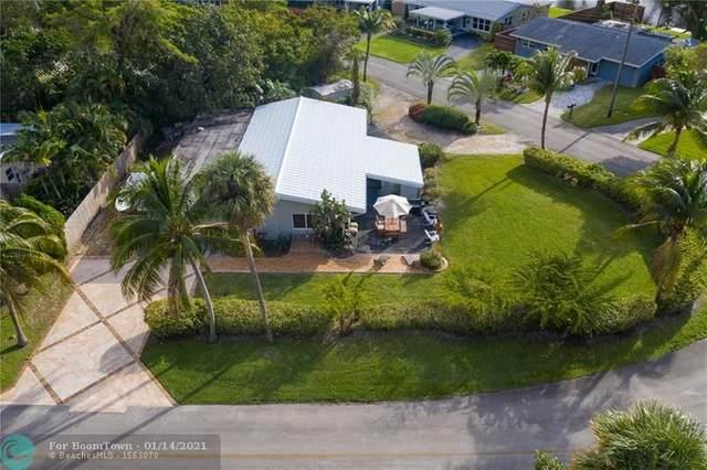 501 NW 20th St, Wilton Manors, FL 33311 (MLS #F10266249) :: Miami Villa Group