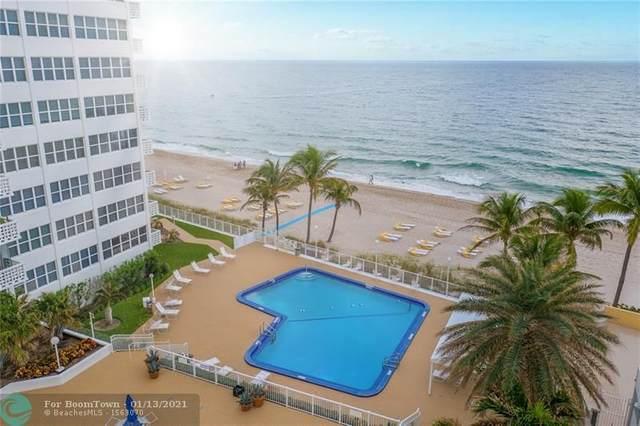 4010 E Galt Ocean Dr #312, Fort Lauderdale, FL 33308 (MLS #F10266270) :: Green Realty Properties
