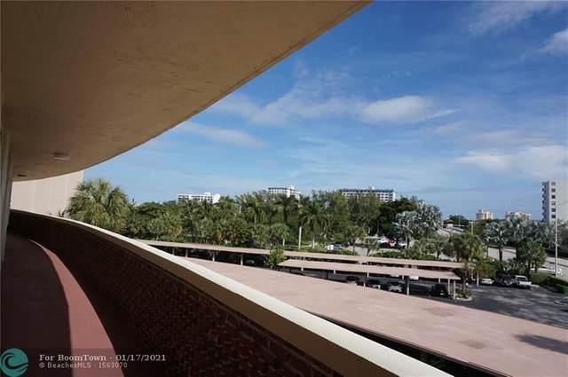 2731 NE 14th Street Cswy #420, Pompano Beach, FL 33062 (MLS #F10266306) :: Patty Accorto Team