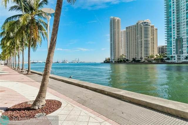 335 S Biscayne Blvd #2408, Miami, FL 33131 (MLS #F10266324) :: Castelli Real Estate Services