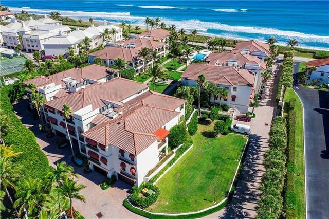 5833 N Ocean Blvd D2, Ocean Ridge, FL 33435 (#F10266333) :: Posh Properties