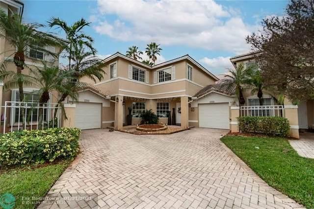 17086 NW 22nd St, Pembroke Pines, FL 33028 (MLS #F10266334) :: Green Realty Properties