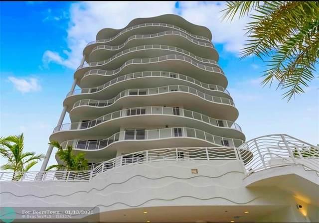 612 Bayshore Drive #701, Fort Lauderdale, FL 33304 (MLS #F10266341) :: Patty Accorto Team