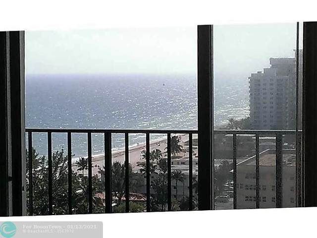111 Briny Ave #1710, Pompano Beach, FL 33062 (MLS #F10266342) :: Patty Accorto Team
