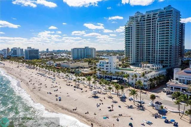 101 S Fort Lauderdale Beach Blvd #703, Fort Lauderdale, FL 33316 (#F10266355) :: Realty One Group ENGAGE