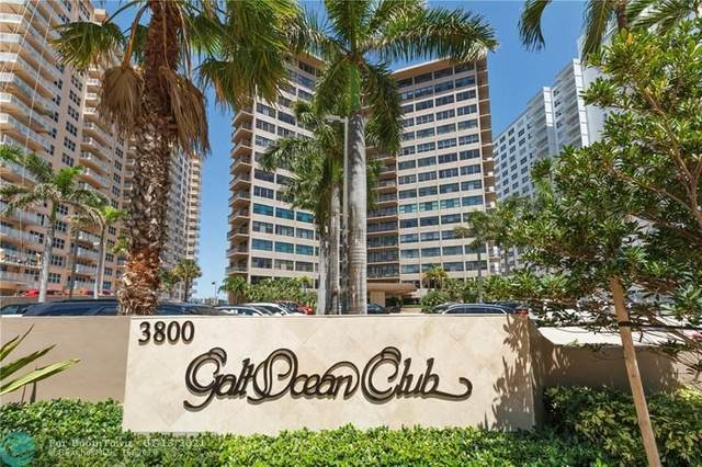 3800 Galt Ocean Dr #211, Fort Lauderdale, FL 33308 (#F10266432) :: The Power of 2 | Century 21 Tenace Realty