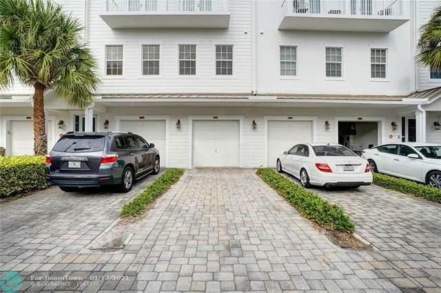 6823 Lakeside Cirn 106-1, Davie, FL 33314 (MLS #F10266433) :: Castelli Real Estate Services