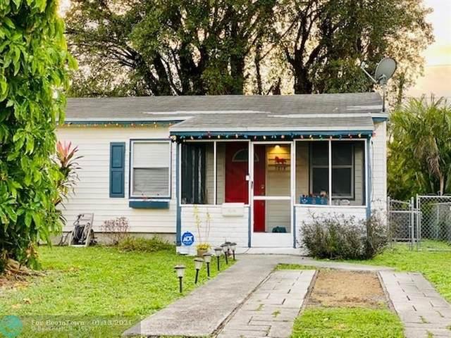 1018 N 25th Ave, Hollywood, FL 33020 (MLS #F10266465) :: Berkshire Hathaway HomeServices EWM Realty