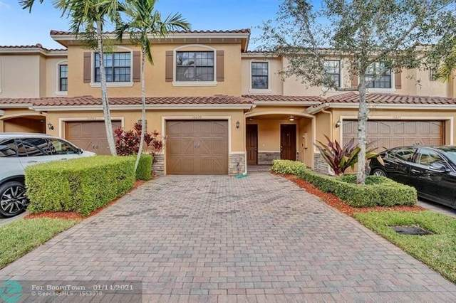 10879 NW 74 Drive, Parkland, FL 33076 (#F10266488) :: Signature International Real Estate