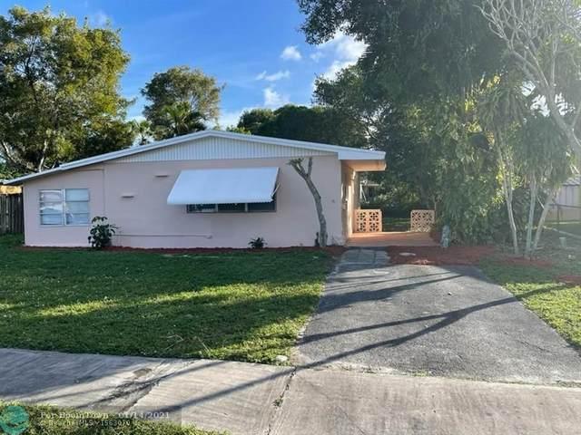 7050 Duval St, Hollywood, FL 33024 (MLS #F10266497) :: Miami Villa Group