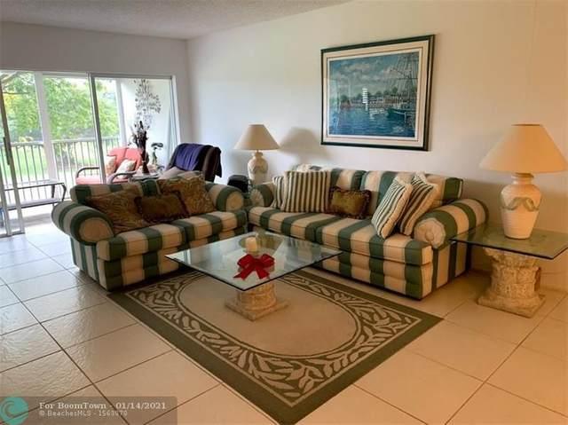 3100 N Palm Aire Dr #308, Pompano Beach, FL 33069 (MLS #F10266515) :: Patty Accorto Team