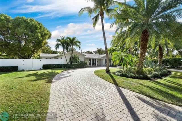 2516 NE 14TH ST, Fort Lauderdale, FL 33304 (#F10266533) :: Exit Realty Manes Group