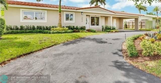 2090 NE 55th Ct, Fort Lauderdale, FL 33308 (MLS #F10266571) :: Dalton Wade Real Estate Group