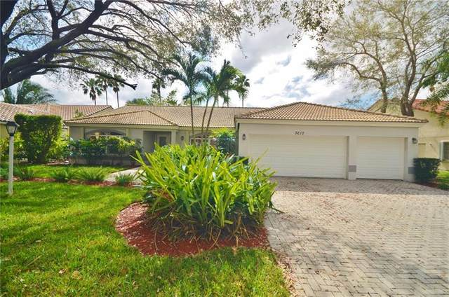 3610 Washington Ln, Cooper City, FL 33026 (MLS #F10266575) :: Green Realty Properties