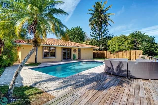 755 NW 35th St, Oakland Park, FL 33309 (MLS #F10266583) :: Dalton Wade Real Estate Group