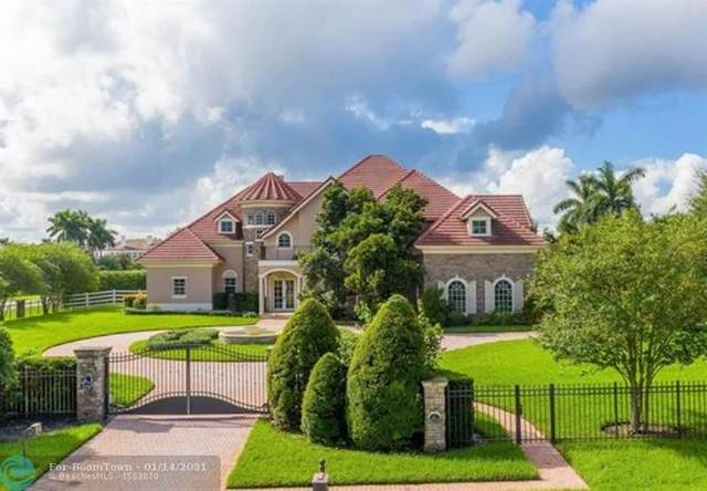 16800 Stratford Court, Southwest Ranches, FL 33331 (MLS #F10266590) :: United Realty Group